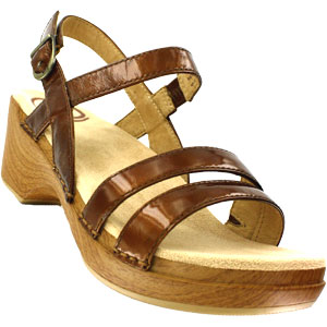 Dansko Surraya Toffee Sandals